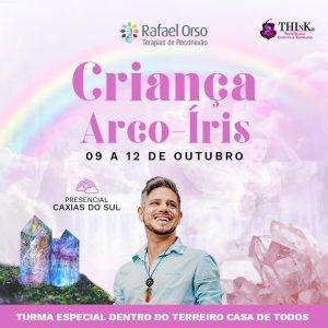 Curso Criança Arco-Íris Rafael Orso